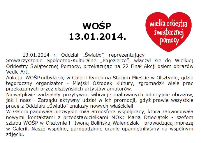 WOŚP1-2014