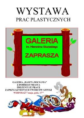 01-Plakat-WYSTAWA PLASTYCZNA