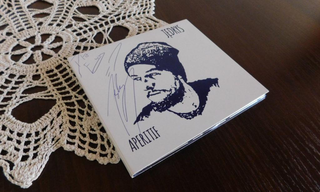 Na koncercie Artysta zaprezentował kilka utworów ze swojej autorskiej EPki, którą można było kupić po koncercie