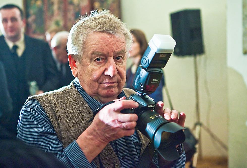 Wacław Kapusto. Fot. Sławomir Ostrowski