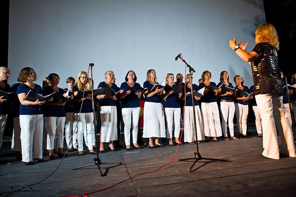 Rok 2018. Międzynarodowy Festiwal Muzyczny w Czarnogórze