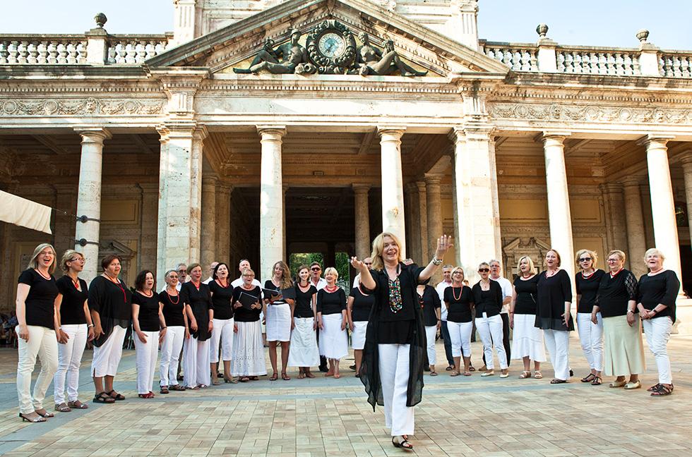 VII Międzynarodowy Festiwal Chórów i Orkiestr w Montecatini Terme w Toskanii - 2015 r.