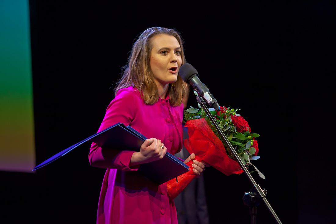 Nagroda prezydenta Olsztyna Piotra Grzymowicza: Małgorzata Rydzyńska