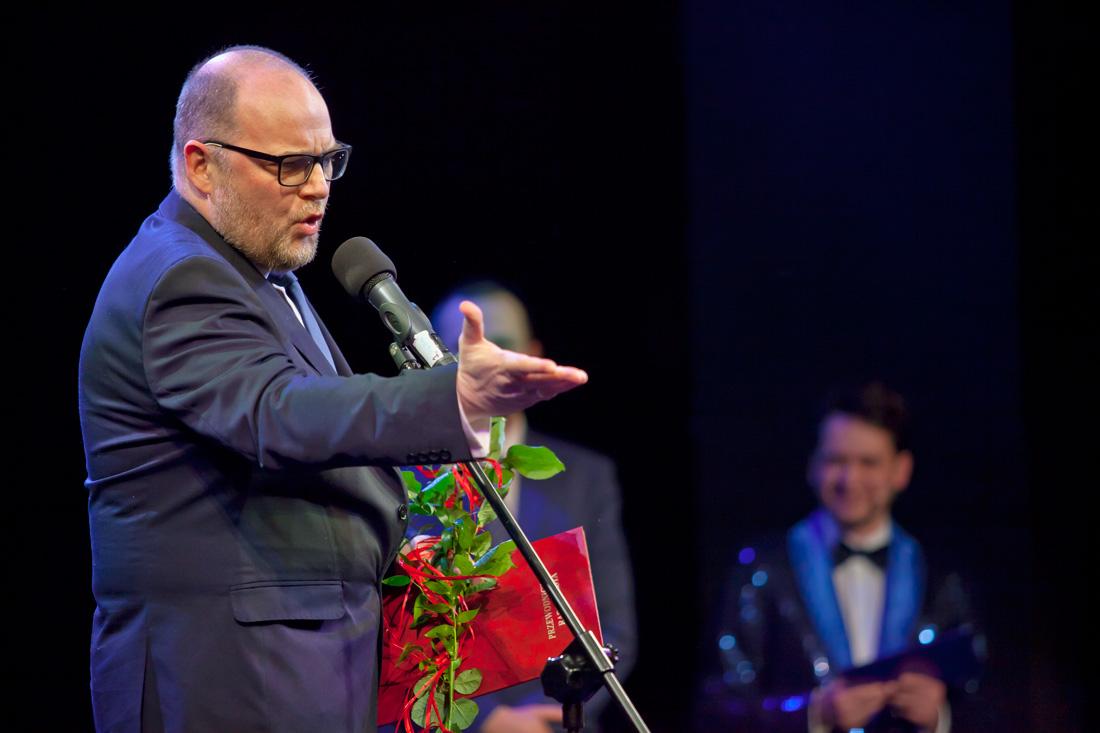 Nagroda przewodniczącego Rady Miasta Olsztyna Roberta Szewczyka: Maciej Mydlak