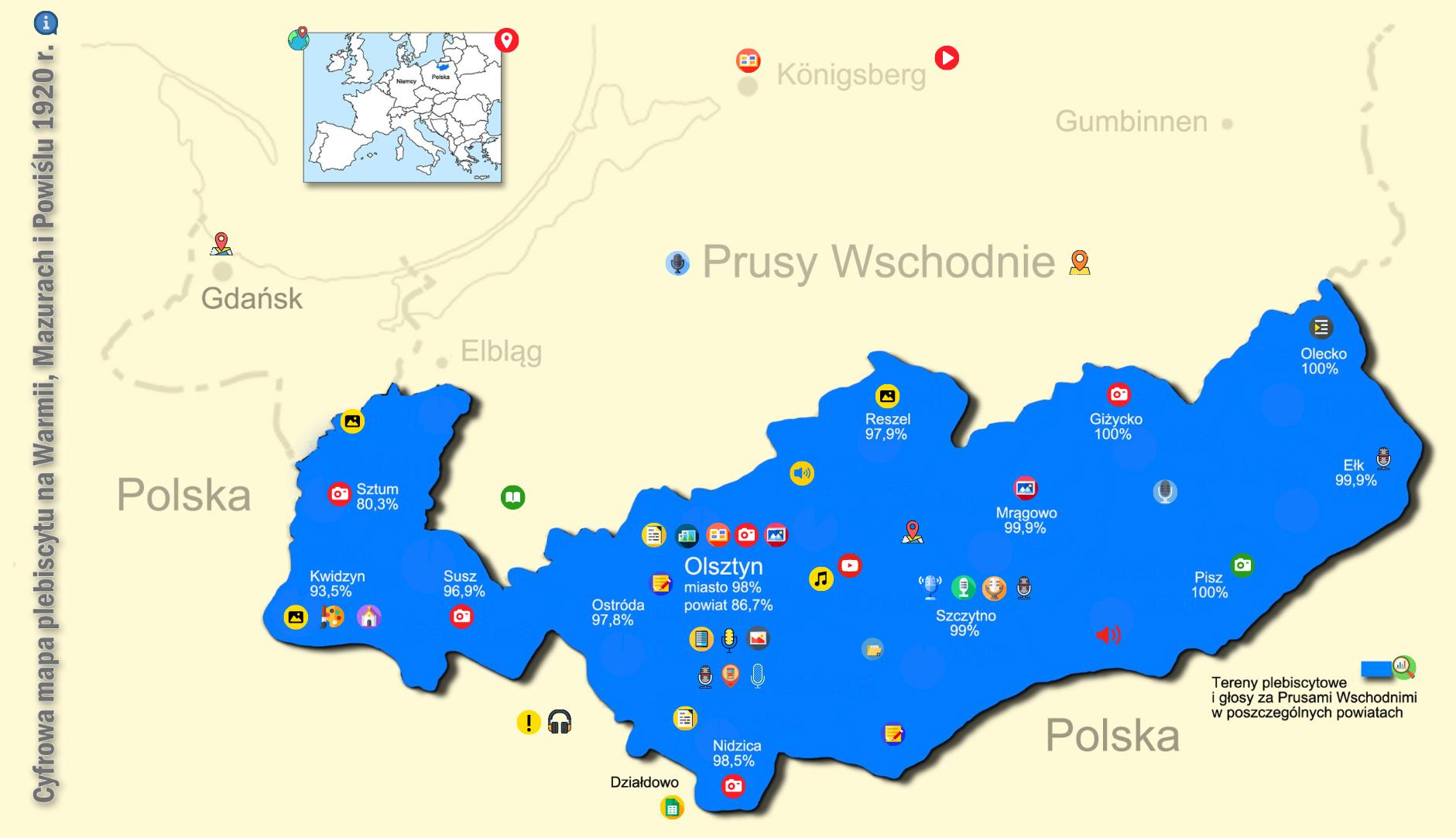 mapa plebiscytowa